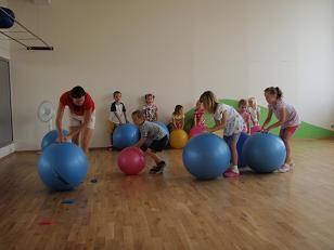 Plaváčci Brno - Letní příměstské plavací tábory