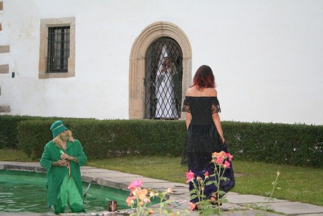Zámek Benešov nad Ploučnicí - Noční prohlídka na kouzelném zámku I.