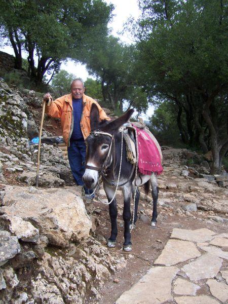 Dovolená s dětmi a na Krétě