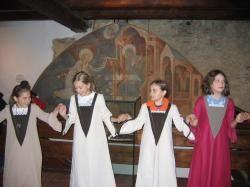 Hrad Kašperk - Šumavská řemesla a speciální prohlídky pro děti