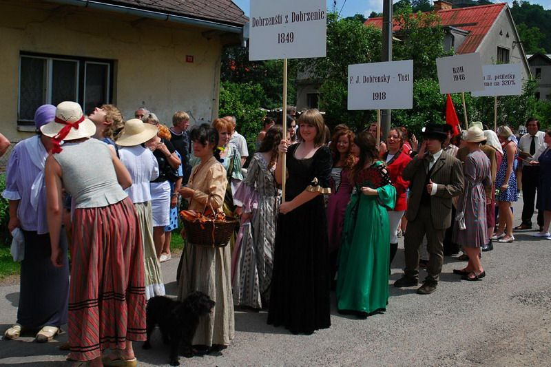 Zámek Potštejn - Zámecké slavnosti