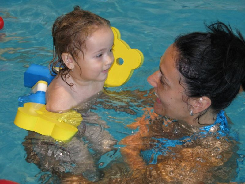 Plavání Vydrýsek Hradec Králové - Velikonoce na horách s programem pro děti v hotelu Adam