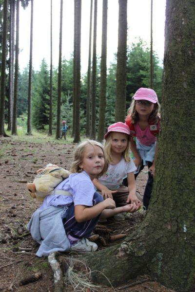 Cvičeníčko R. Nemkyová - Tábor s Cvičeníčkem v Křižanově