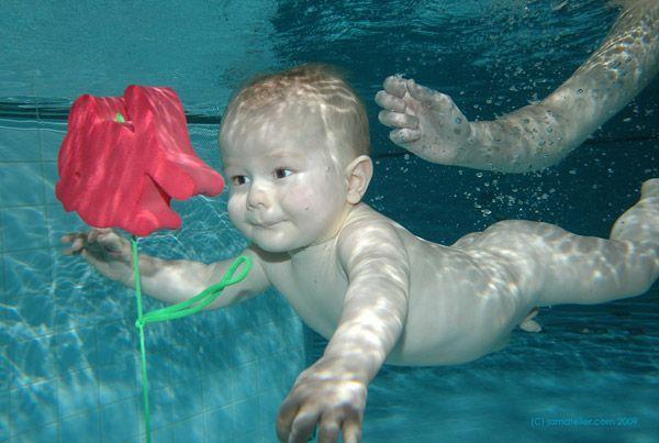 MODRÝ TYGŘÍK s.r.o - Plavání dětí od 4 měsíců do 2 let v Lázních Relax Praha