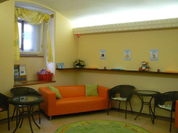 MODRÝ TYGŘÍK s.r.o - Cvičení rodičů s dětmi v Lázních Relax Praha