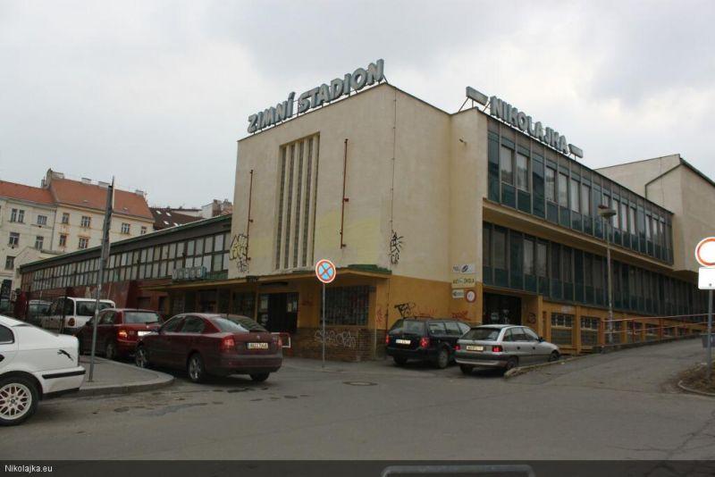 Zimní stadion Nikolajka, Praha - Veřejné bruslení So, Ne