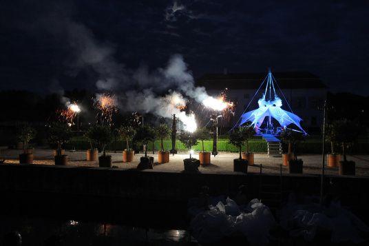 Zámek Kratochvíle - Svatojánská slavnost