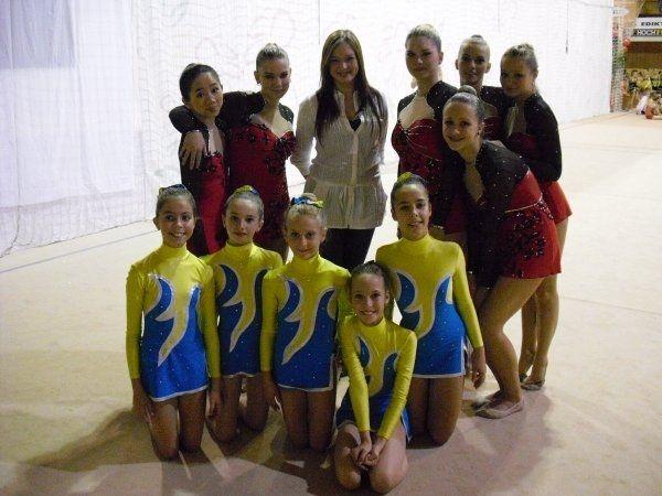 Chomutov, Březenecká - Moderní gymnastika