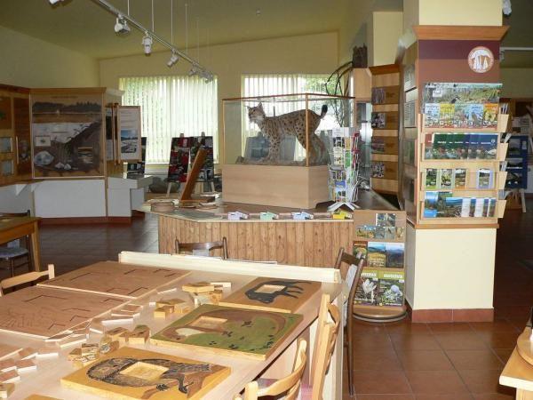 Středisko environmentální výchovy Kašperské Hory