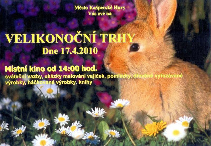 Kašperské Hory - Velikonoční trhy
