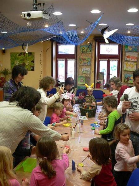 SEV Kašperské Hory - Výukové programy
