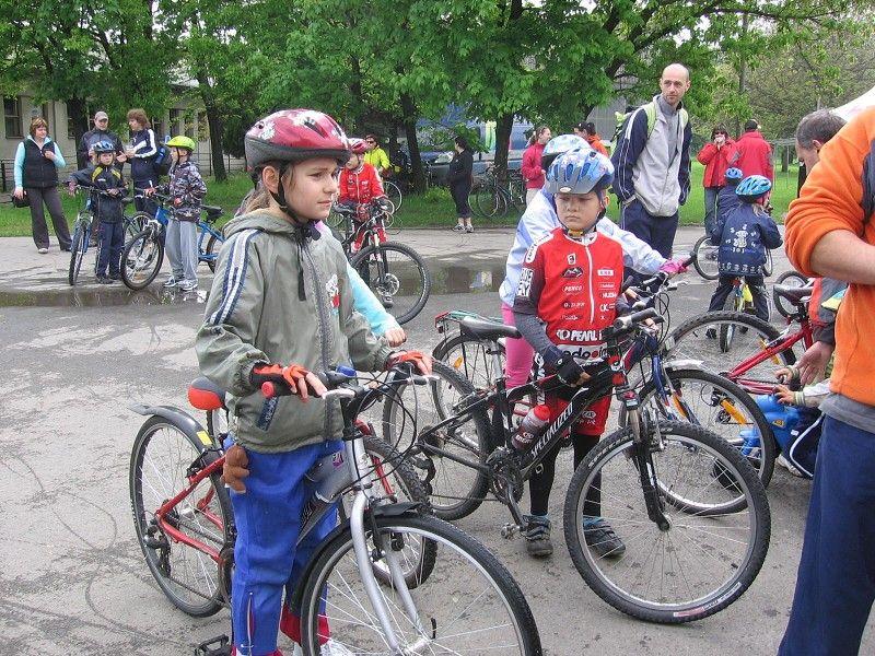 SVČ ATLAS a BIOS Přerov - Dětský závod Mamut Tour