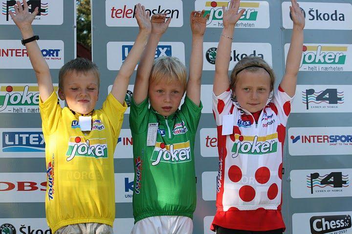 Sportovní akce pro děti - Tour de Kids