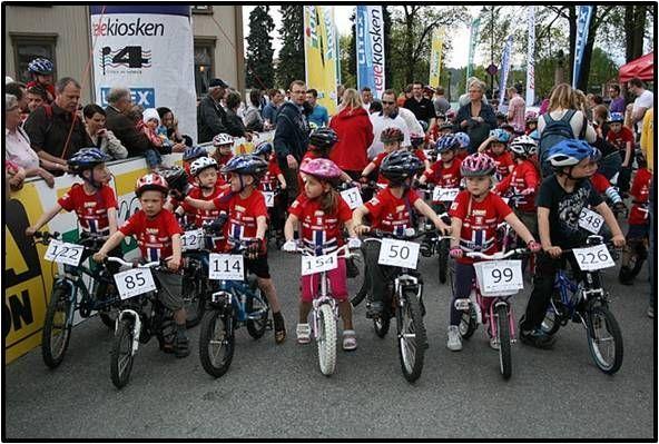 TOUR DE KIDS 2011 - Cyklistické závody pro děti České Budějovice