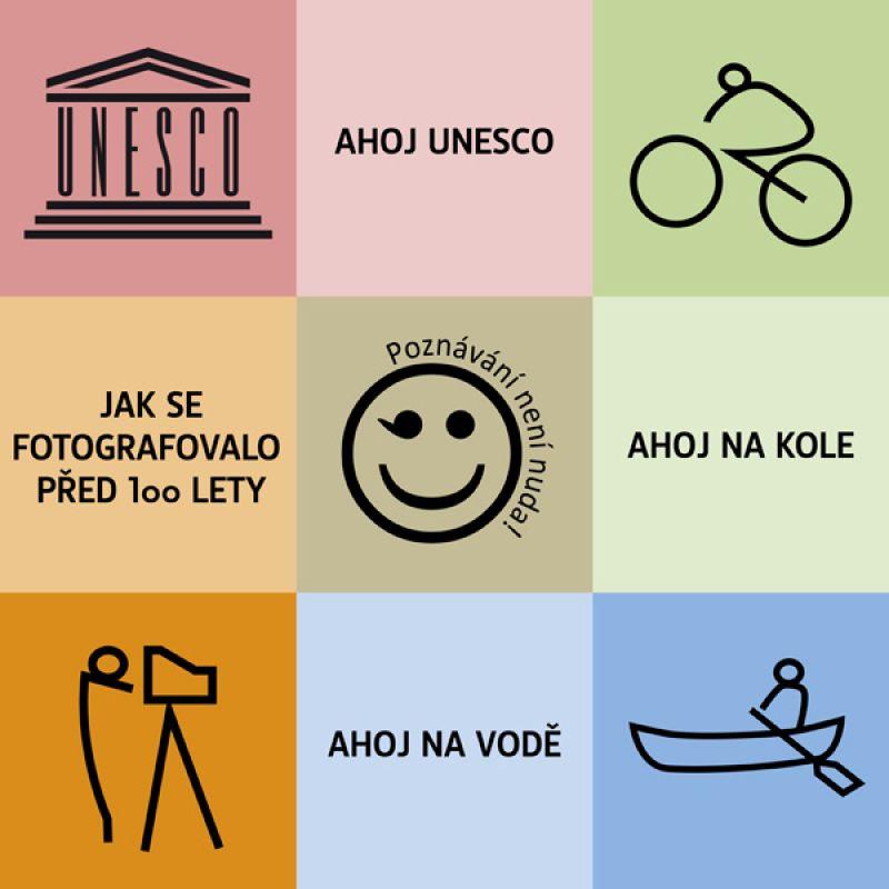 Český Krumlov - Sláva, nazdar výletu (vodácké, cyklistické, kulturní výlety pro školy)