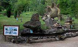 Zábavný park Eifelpark Gondorf, Německo