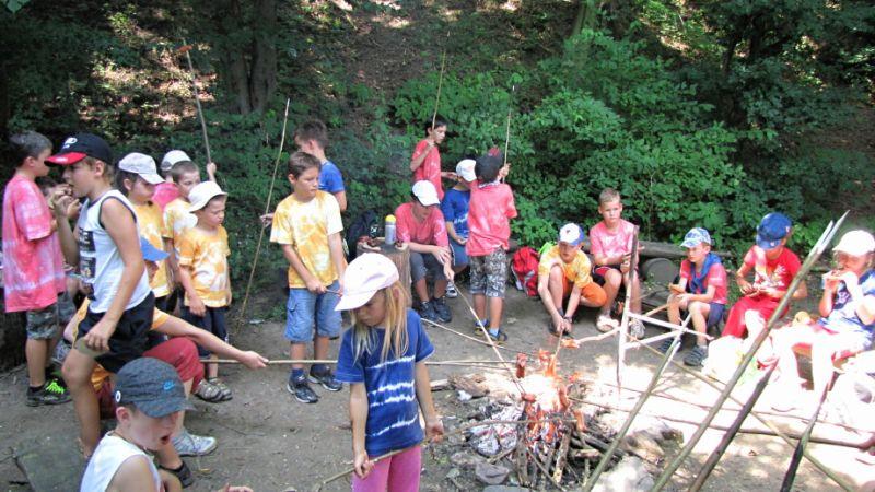 Bongo Brno - Příměstské tábory 11.7. - 26.8.2011