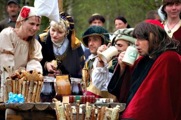 Hrad Hartenberg - Netradiční pálení čarodejnic