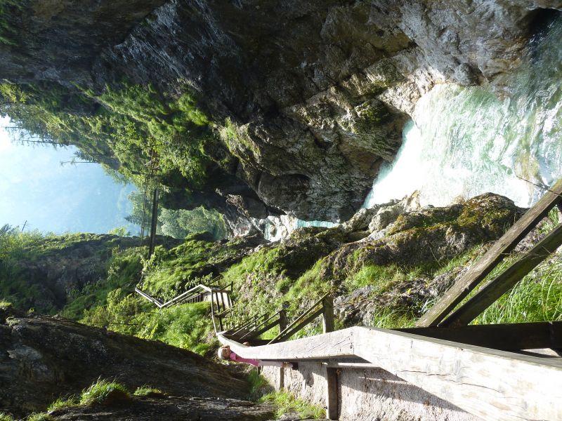Soutěska Lammerklam, Rakousko