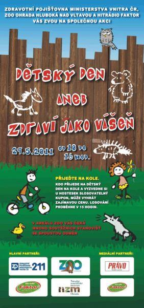 Zoo Ohrada - Den dětí v zoo