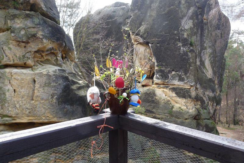 Hrad Rotštejn - Velikonoce