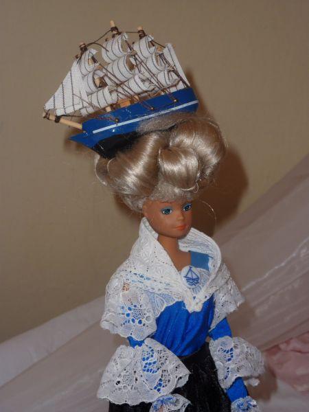 Zámek Mníšek pod Brdy - Výstava panenek Barbie