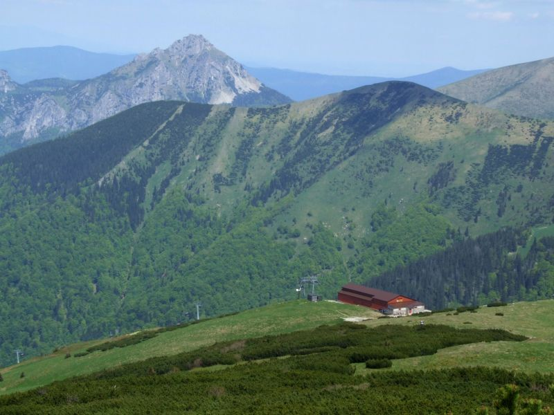 Velký Křiváň - Nejvyšší horu Malé Fatry zvládnete i s malými dětmi