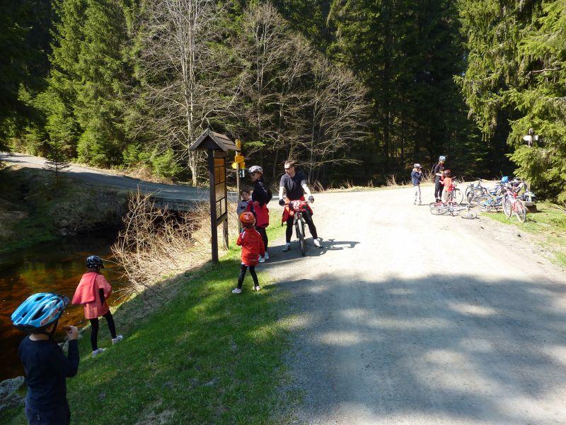 Ideální cyklotrasa pro rodiny s dětmi? Na Šumavě!