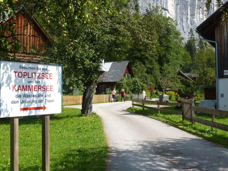 Kam s dětmi v Rakousku? Doporučujeme oblast Bad Aussee.