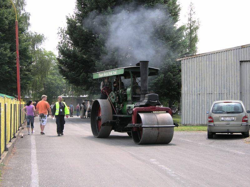 Národní zemědělské muzeum Praha - Pradědečkův traktor