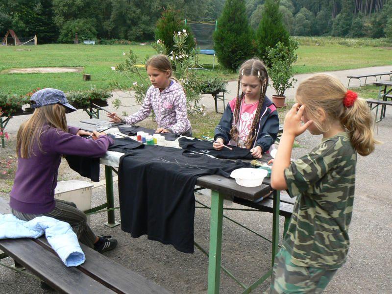 ASTRA - Letní jazykový tábor s intenzivní angličtinou pro děti od 7 do 11 let