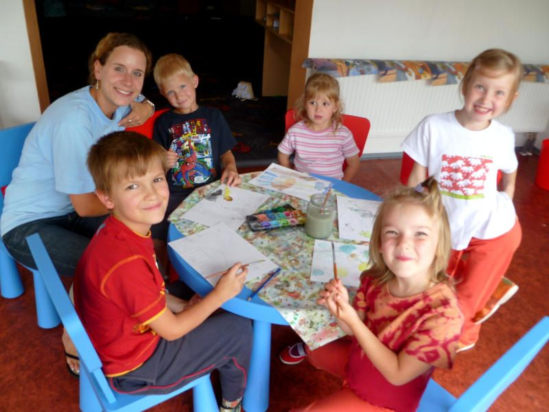 Astra Brno - Letní anglická mateřská škola