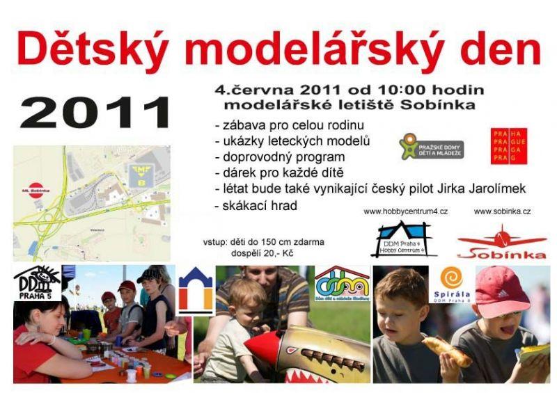 DDM Praha 6 - Dětský modelářský den