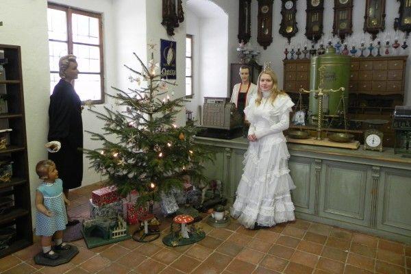 Staré Hrady u Jičína - Vánoce na hradě