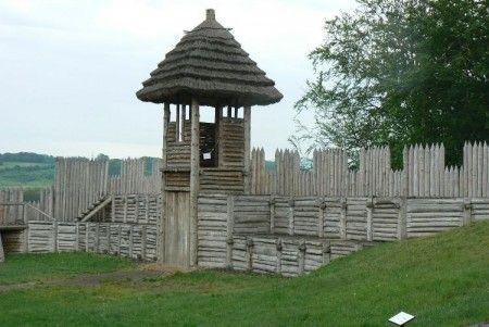 Archeopark Chotěbuz - Noc v Archeoparku