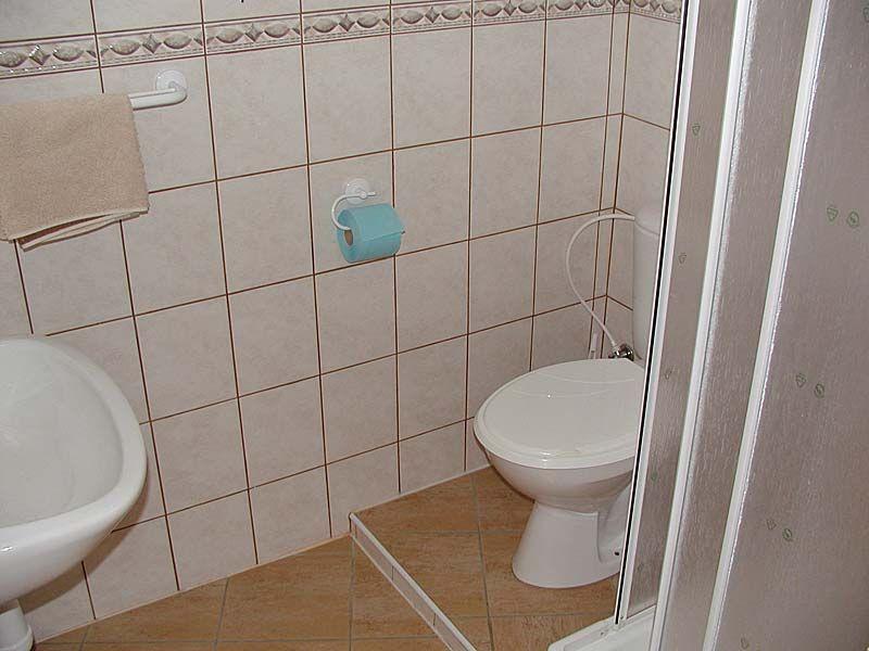 Penzion Na Vyhlídce, Lukov - Toalety
