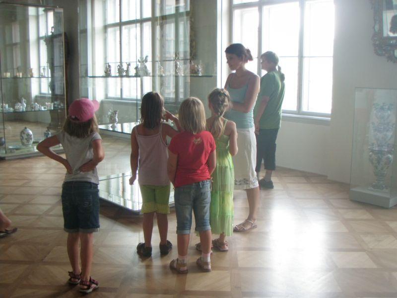 Umění dětem, Brno - Příměstský tábor