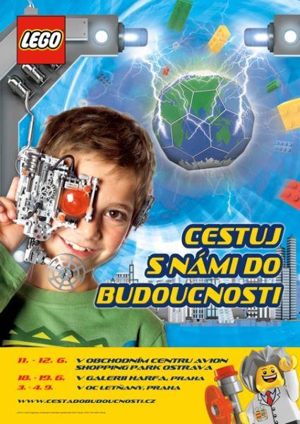 OC Letňany, Praha - LEGO