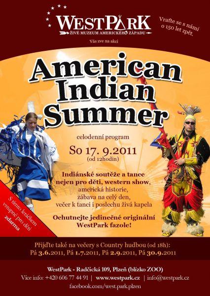 West Park Plzeň - American Indian Summer