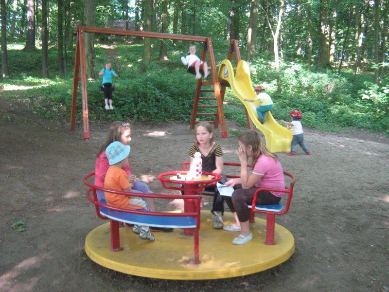 Pyšely - Interaktivní ekostezka pro děti