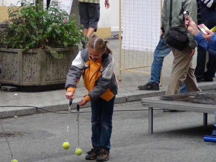 ŽONGLÉR o.s. - Příměstský žonglovací tábor v Areál TJ Božkov, Plzeň