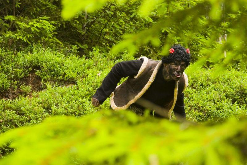 Pohádková rezervace v Hořicích na Šumavě