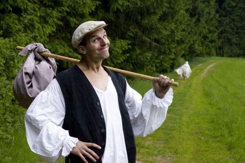 Pohádková rezervace v Hořicích na Šumavě - Divadelní představení