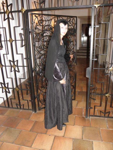 Zámek Náchod - Večerní prohlídky Černou paní