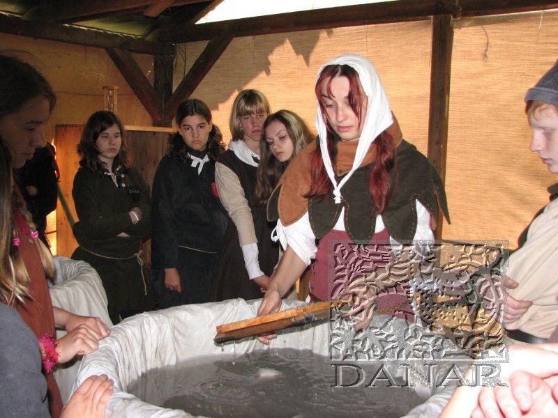 Hrad Šelmberk - Festival dobové kuchyně aneb Bašta na hradě Šelmberk