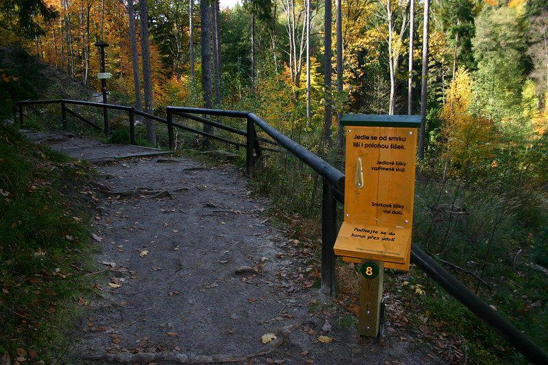 Dětská lesní naučná stezka SEDMIHORKY