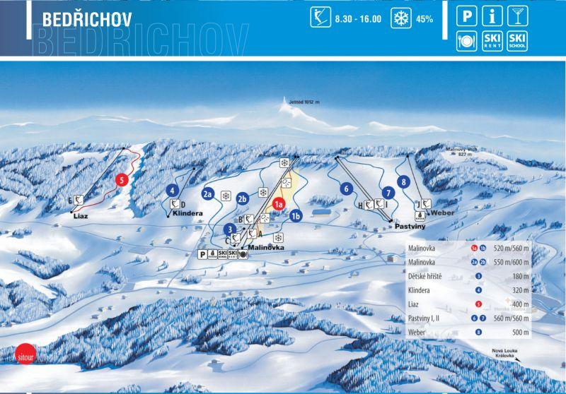 SkiJizerky - Bedřichov