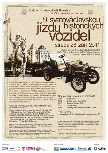 Staroměstské náměstí, Ml. Boleslav - Svatováclavská jízda