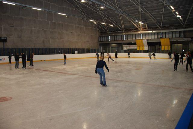 Svijanská arena Liberec - Veřejné bruslení