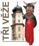 Zámek Mníšek pod Brdy - Prohlídka Tři věže